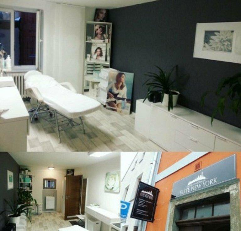 Salon Kosmetika a kadeřnictví Elite New York v Jindřichově Hradci je nyní částečně ještě zavřený.