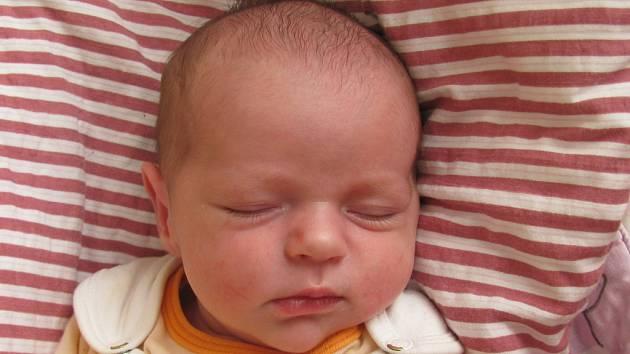 Simona Dejmková  se narodila 9. září Petře Jiroušové a JindřichuDejmkovi z Jiřiček. Vážila 3300  gramů .