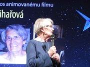 V Třeboni začal mezinárodní festival animovaných filmů Anifilm. Cena za celoživotní přínos animovanému filmu patří LibušiČihařové.