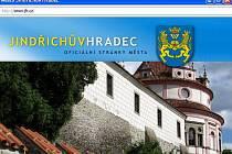 Web města Jindřichův Hradec.