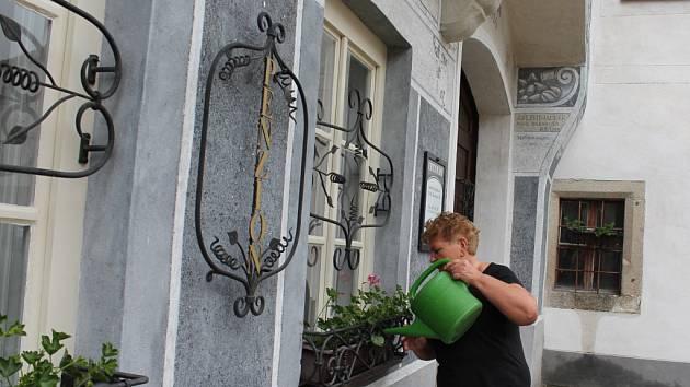 Renesanční měšťanský dům Jaroslavy Maříkové ve Slavonicích získal titul Památka roku 2015.