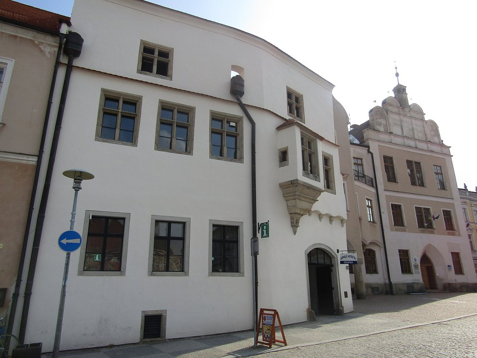 Slavonické informační centrum.