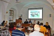 V Jindřichově Hradci se sešli zástupci Destinačního managementu Česká Kanada se zástupci měst a obcí, podnikateli a subjekty působícími v cestovním ruchu.