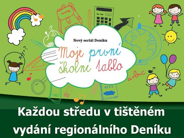 Pravidelně ve středečním tištěném vydání vašeho regionálního Deníku budeme postupně představovat prvňáčky ze základních škol okresu.