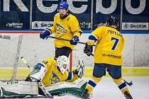 Téměř kompletní kádr hokejistů Vajgaru ohlásil odchod do druhého jindřichohradeckého klubu HC Střelci.