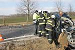 V pondělí se na hlavním tahu z Lomnice nad Lužnicí na Veselí nad Lužnicí, a to u Frahelže střelo osobní auto s nákladní tatrou. Řidič (44 let) v osobní autě zraněním podlehl.