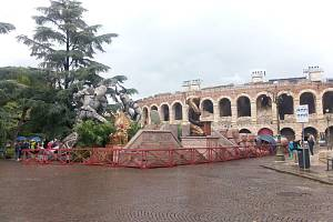 Exkurze třeboňských studentů do Itálie.