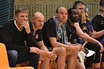 Jindřichohradečtí basketbalisté mají před druhým finálovým zápasem I. ligy o čem přemýšlet...