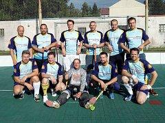 Tým Vajgar Boyz se stal vítězem 7. ročníku florbalového turnaje Sranda Cup, který se uskutečnil na otínské Bobelovce.