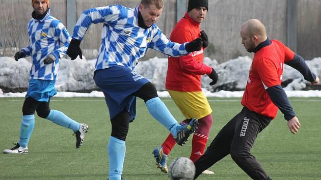 Český pohár fotbalistů uzavřel boje v základních skupinách.