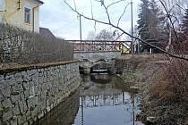 Most ve Starém Městě pod Landštejnem.