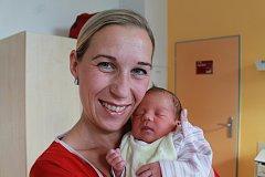 Adriana Mládková se narodila 10. října Veronice Jakovcové a Petru Mládkovi z Chlumu u Třeboně. Měřila 45 centimetrů a vážila 2780 gramů.