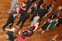 Divadelní ples v Kardašově Řečici.