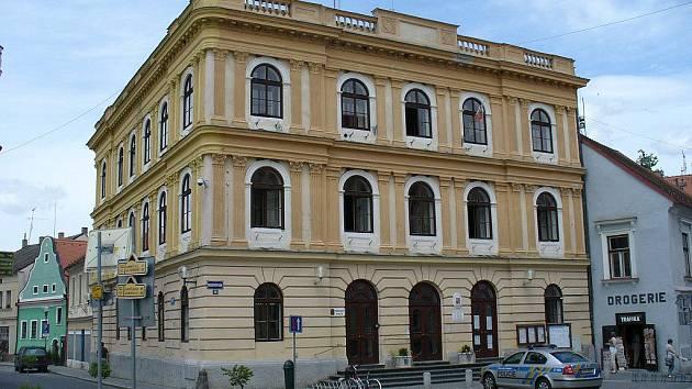Bývalá třeboňská radnice