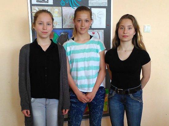 Komiks Cesta do čističky vynesl týmu 1. základní školy ve složení Anna Drobilová, Barbora Nosálová a Tereza Nosálová třetí místo v soutěži Za tajemstvím čisté vody.