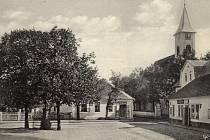 Současné a historické snímky ze Suchdola nad Lužnicí.