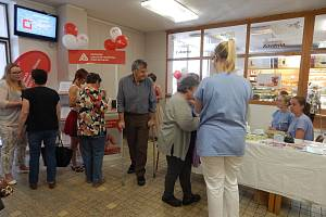 Nemocnice v Jindřichově Hradci připravila Den prevence.