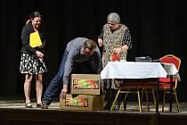 Preventivní divadelní představení pro seniory.