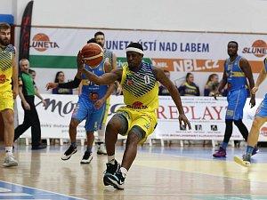 Jindřichohradečtí basketbalisté prohráli v Ústí nad Labem