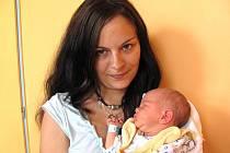 Antonín Molzer z Jindřichova Hradce se narodil 7. června 2011 Monice Princové a Antonínu Molzerovi. Vážil 2960 gramů a měřil 47 centimetrů.