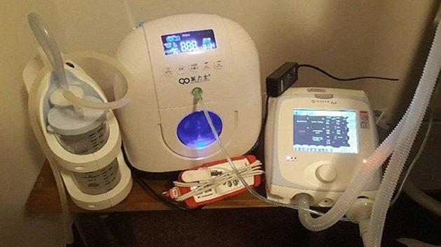 Jindřichohradečtí pacienti závislí na dlouhodobé umělé plicní ventilaci mohou být léčeni v domácím prostředí.