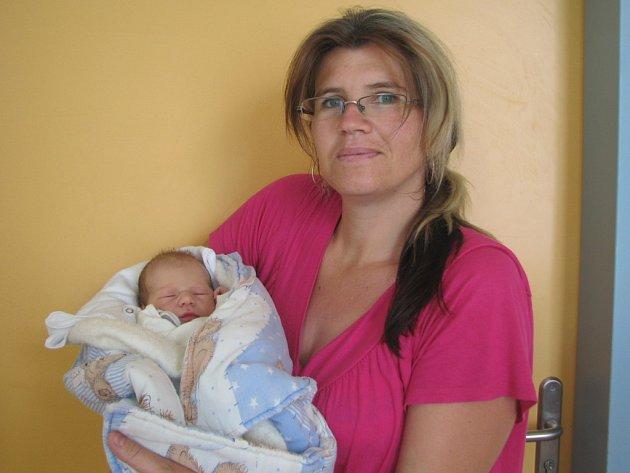 Natálka Beckerová  se narodila 1. srpna ve 20  hodin a 22 minut Blance Dvořákové a Tomášovi Beckerovi z Doubravy u Panských Dubenek. Vážila  3020 gramů a měřila 51 centimetrů.
