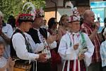 XII. ročník festivalu jihočeských národopisných souborů.
