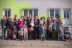 V sobotu 23. února se v obci Písečné uskutečnilo vítání občánků.