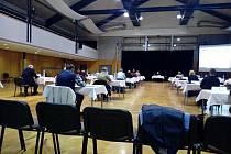 Třeboňští zastupitelé jednali  v pondělí v KKC Roháč.