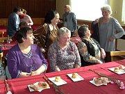 Ve Dvorech nad Lužnicí oslavili Mezinárodní den žen.