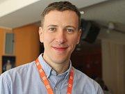 Tomáš Rychecký, ředitel festivalu Anifilm