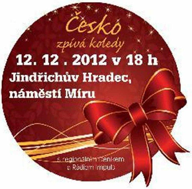 Přijďte si zazpívat koledy 12. 12. v 18 hodin v H. Pěně.