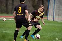 Včelničtí fotbalisté si zahráli předkolo MOL Cupu.