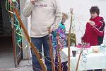 Na zámku v Písečném se konal velikonoční jarmark, který pořádalo sdružení rodičů při zdejší mateřské škole  ve spolupráci s obcí.