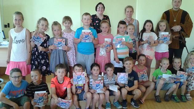 Hradecká městská knihovna připravuje množství akcí pro děti. Jsou zaměřené na zábavu i na vzdělávání.
