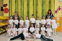 Sbor Koťata působí při 3. mateřské škole v Jindřichově Hradci.