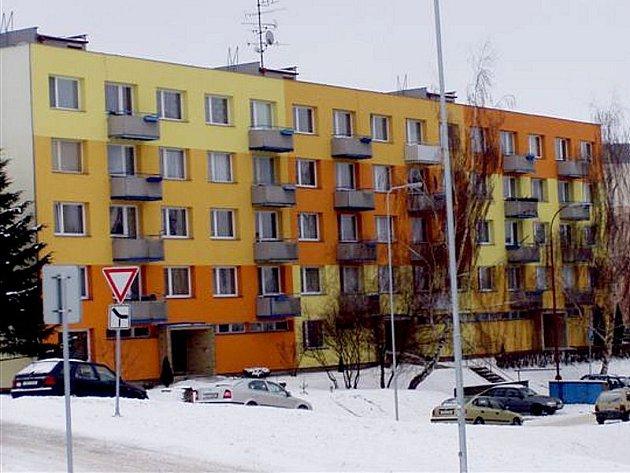 Zateplování panelových domů