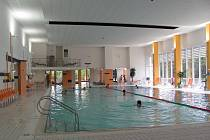 Bazénový komplex Wellnesscentrum funguje v současné podobě od roku 2006.