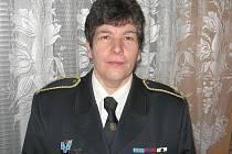 Eva Lukačovičová je ve výboru Okresního sdružení hasičů.