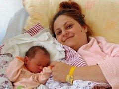 Leontýna Krupicová se narodila 22. července Dagmar a Milanu Krupicovým z Hospříze. Vážila 3100 gramů.