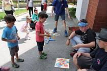 YMCA zábavné odpoledne si nenechalo ujít 150 dětí.