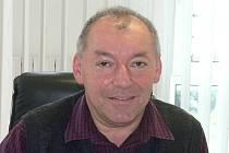 Ředitel Základní praktické školy Třeboň Karel Kanděra.