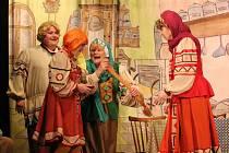 V Horní Pěně budou ochotníci v sobotu vyprávět o Mrazíkovi.