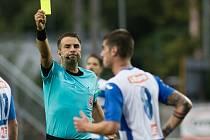 Rozhodčí a předseda Jihočeského krajského fotbalového svazu Jan Jílek. Obhájí svou pozici, nebo na jihu Čech dojde k revoluci, po níž volá fotbalová veřejnost i celá řada klubů?