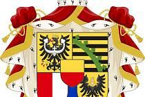 ZNAK Lichtenštejnů.