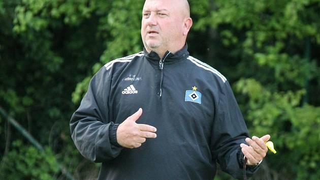Trenér Marek Černoch patří k hlasitým kritikům poměrů v tuzemském fotbale.