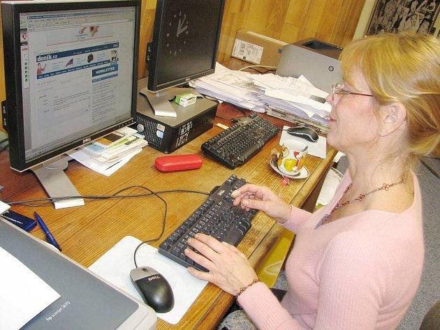 Bylinkářka Zuzana Kořínková odpovídala v redakci on-line na dotazy čtenářů.