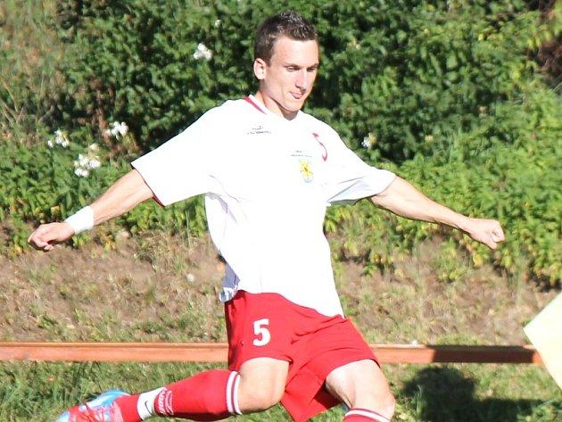Řečický Ondřej Madar vstřelil Temelínu 3 góly.