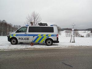 Havárie autobusu Deštná Hradec nové