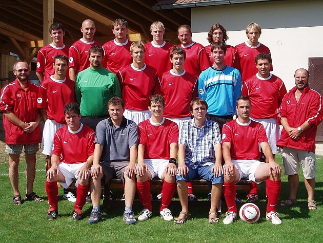 FC SOKOL TŘEBĚTICE